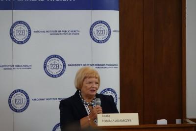 prof. Beata Tobiasz-Adamczyk