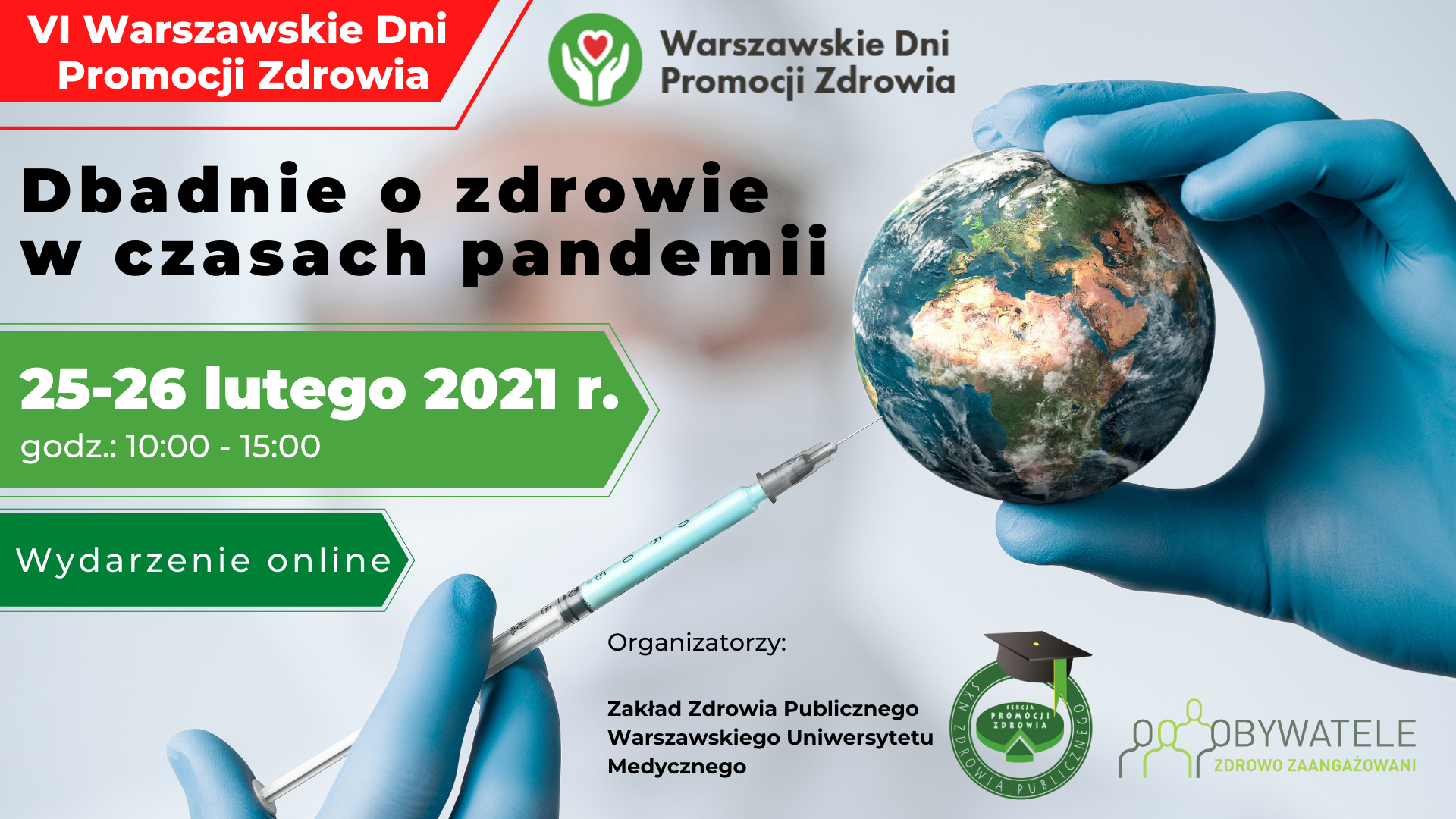 Dbadnie o zdrowie w czasach pandemii