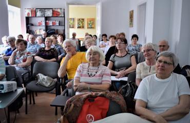 """W województwie lubuskim odbyły się warsztaty """"Przewietrz Apteczkę!"""""""