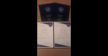 Nagrody JM Rektora WUM dla członków naszej Fundacji!