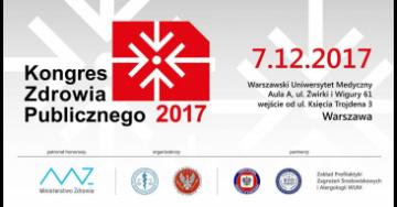 Kongres Zdrowia Publicznego 2017