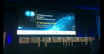 II Międzynarodowy Kongres Patient Empowerment