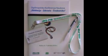 """Konferencja """"Edukacja – Zdrowie – Środowisko"""""""
