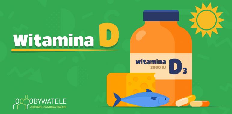[Blog #138] Witamina D