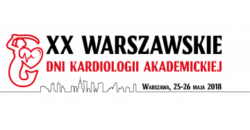 XX Jubileuszowe Warszawskie Dni Kardiologii Akademickiej