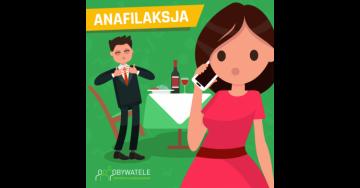 [Blog #64] Przyczyny, objawy i pierwsza pomoc w anafilaksji