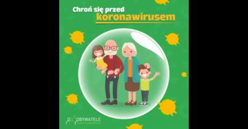 [Blog #98] Chroń się przed koronawirusem