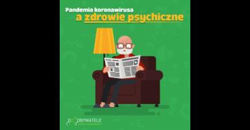[Blog#101] Pandemia koronawirusa a zdrowie psychiczne