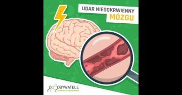 [Blog #36] Udar niedokrwienny mózgu