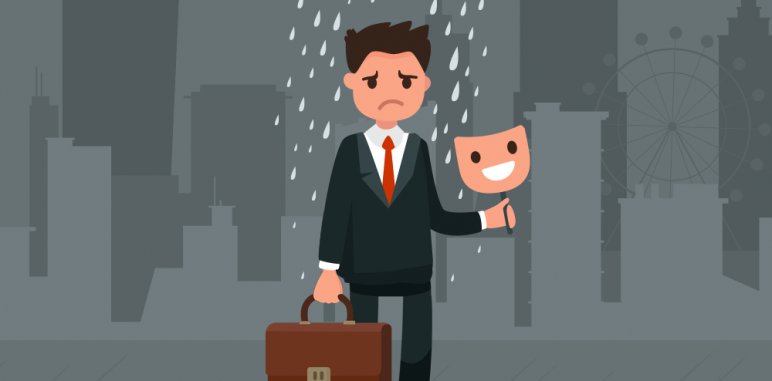 [Blog #44] Męska walka z depresją
