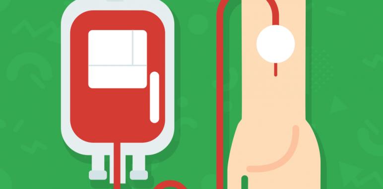 [Blog #59] Światowy Dzień Krwiodawstwa