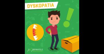 [Blog #63] Dyskopatia - palący problem