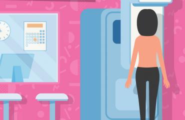 [Blog #65] Profilaktyka nowotworów piersi – badaj się!