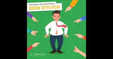 [Blog #74] Przeciwdziałanie dyskryminacji osób otyłych