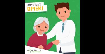 [Blog #76] Asystent opieki