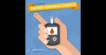 [Blog #81] 14 listopada - Światowy Dzień Walki z Cukrzycą