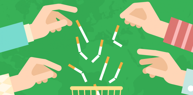[Blog #83] Światowy Dzień Rzucania Palenia