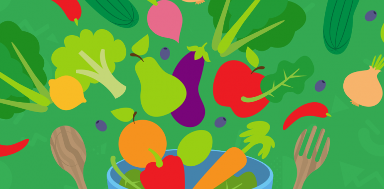 [Blog #89] Spożycie warzyw i owoców