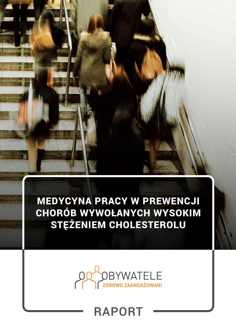 Zdrowo Zaangażowani - Raport cholesterolowy